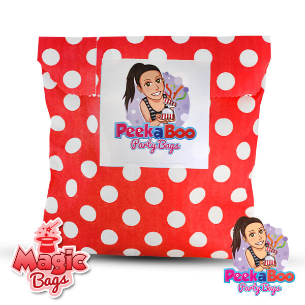 Magician Party Bags