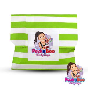unisex party bag green gazoot
