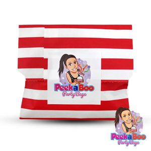 unisex party bag red razzle